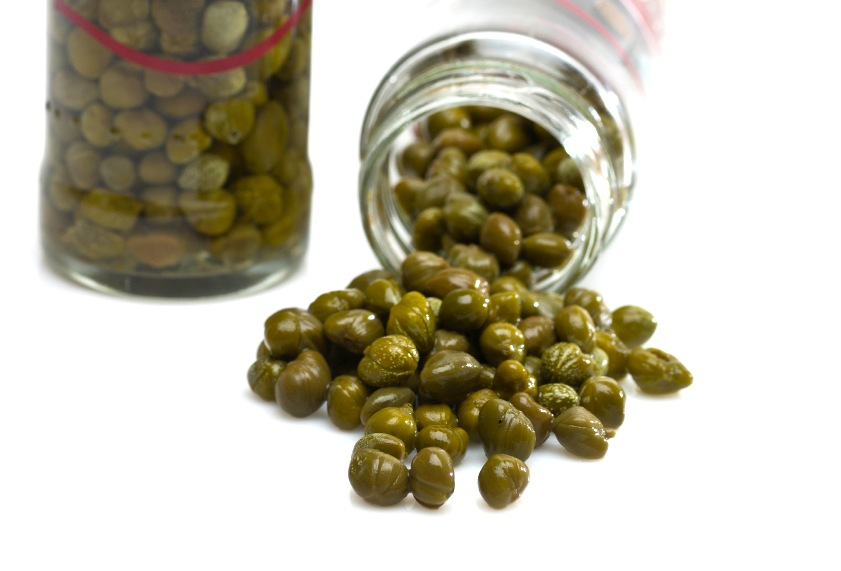 A Jar of Capers